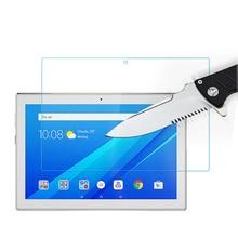 цена на 9H Tempered Glass for Lenovo Tab 4 10 Screen Protector Film for Lenovo TAB4 10 TB-X304F TB-X304N 10.1 Tablet Glass Film