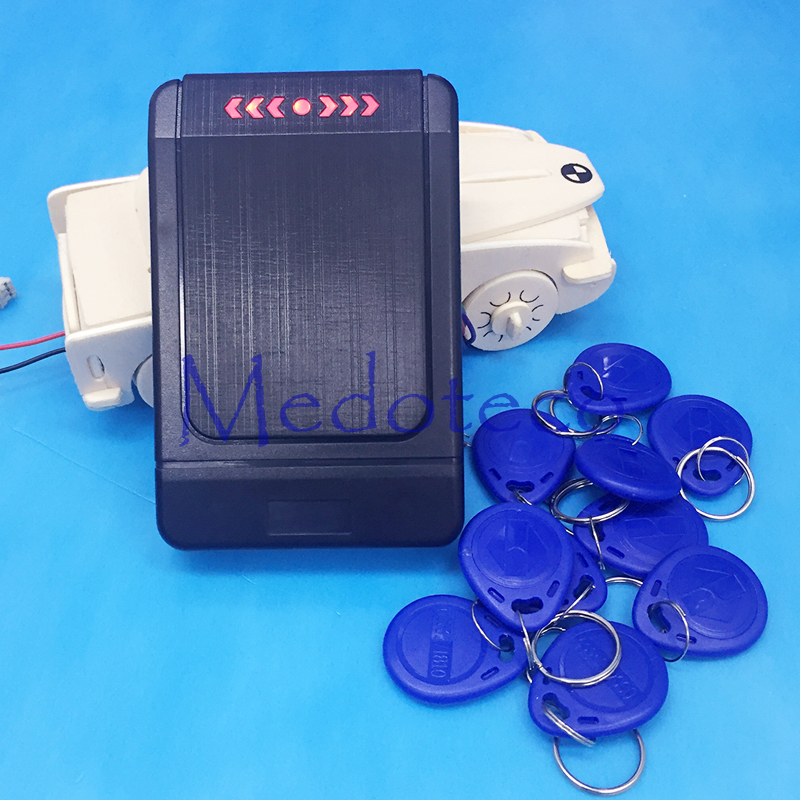 Rfid Waterproof Access Control 125Khz Rfid EM Card Access Controller Outdoor Access Control System Rfid Door lock metal rfid em card reader ip68 waterproof metal standalone door lock access control system with keypad 2000 card users capacity