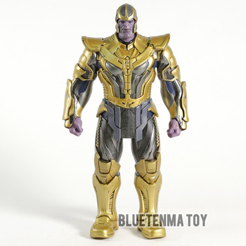 Crazy Toys Marvel Avengers Infinity War Thanos 1/6 Scale PVC Action Figure Collection Model Toys Doll