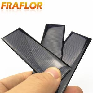 Image 5 - Universal 5.5V Standard Epoxy Solar Panels Mini Solar Cells Polycrystalline Silicon DIY Battery Power Charger Module 90x30mm