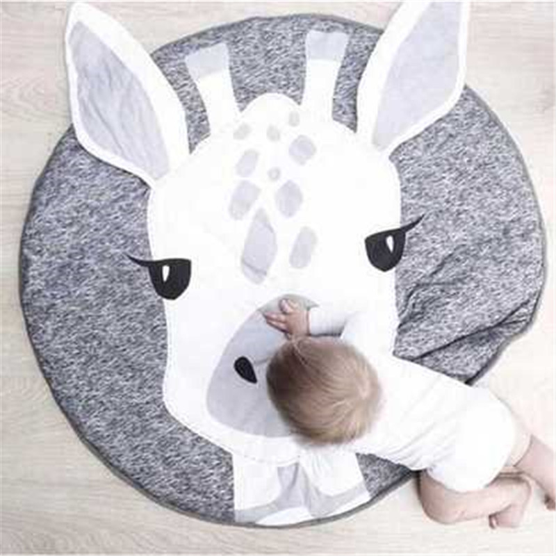 Floor Giraffe Baby Mats Kids Game Sofa Toddler Blanket Cover Climb Developing Toy Carpet Tapis Coelho Conejo Playing EDC
