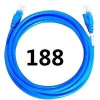 Сиванг 188 #6 шт 0,8 HDMI кабель 1 м 2 м 3 м 4 м 5 м 98FT кабель CAT6 квартира UTP Ethernet сетевой кабель RJ45 патч кабель LAN