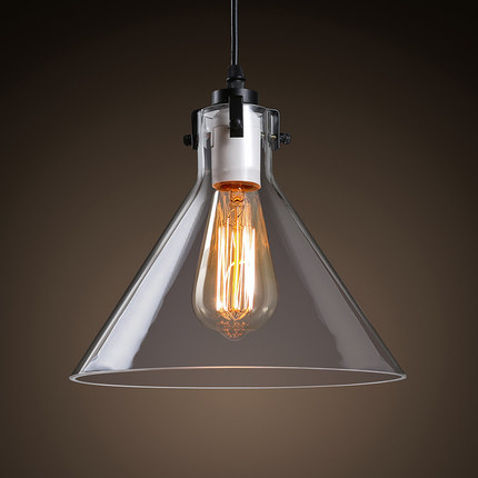 Loft Style Edison Pendant Light County Glass Lampshade Droplight Creative Hanging Lamp Fixtures For Bar Cafe Foyer Home LightingLoft Style Edison Pendant Light County Glass Lampshade Droplight Creative Hanging Lamp Fixtures For Bar Cafe Foyer Home Lighting
