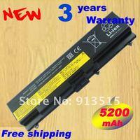 Free Shipping Battery For Lenovo ThinkPad L421 L510 L512 L520 SL410 SL410k SL510 T410 T410i T420