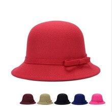 Compra girls felt hat y disfruta del envío gratuito en AliExpress.com fd8308a22f7