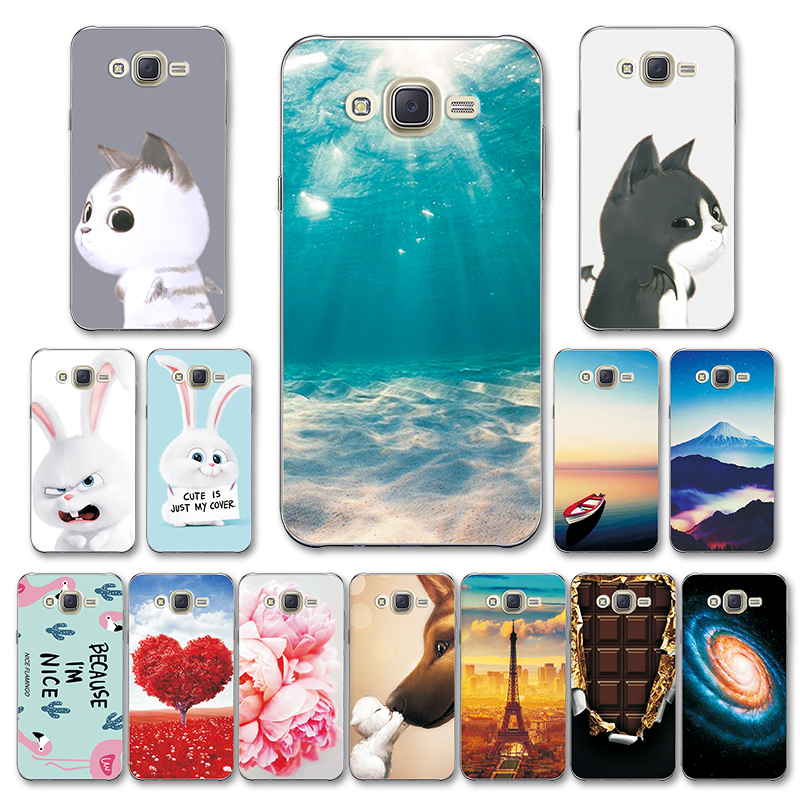 Newest Art Printed Case J7 Nxt J7 Neo 5.5 Super Cool Novelty Phone Shell Bags For Samsung J7 Neo Sm-j701f Back Cover Fundas Phone Bags & Cases
