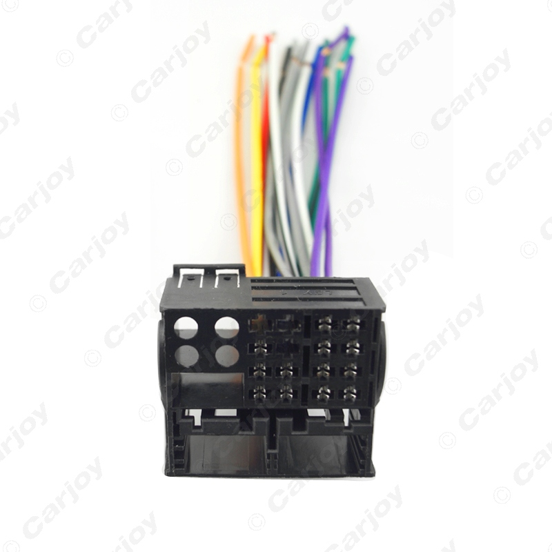 audi wiring harness online shopping the world largest audi wiring factory radio stereo installation reverse male wire wiring harness plug rcd510 310 for audi