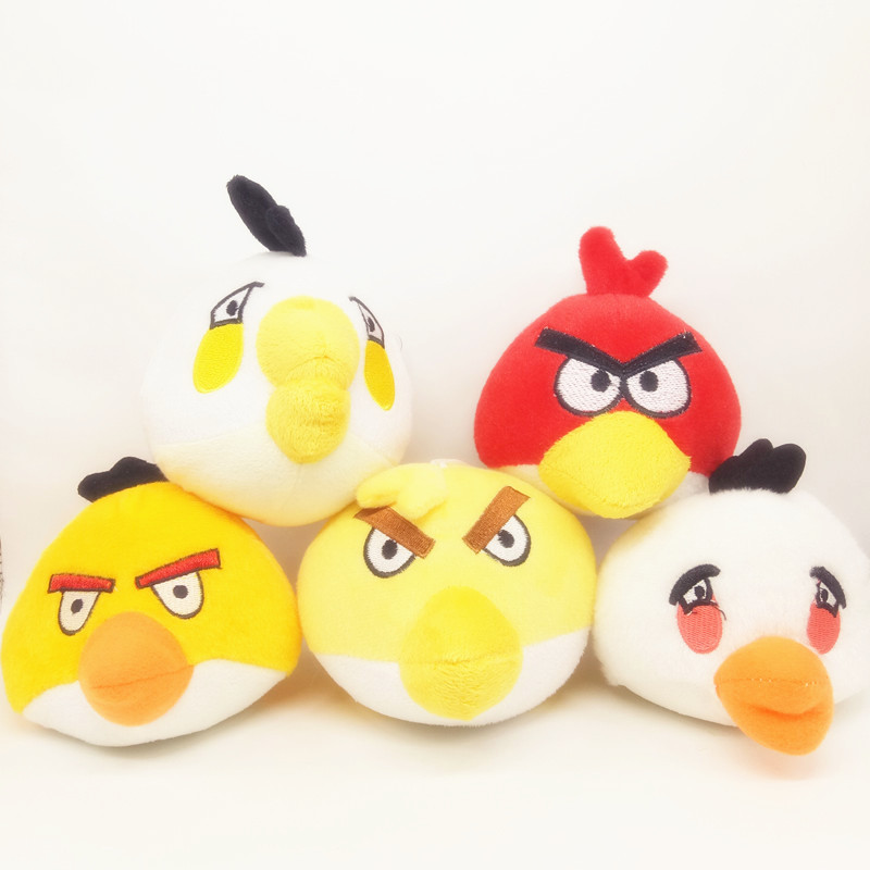 Kawaii Cute toys font b stuffed b font font b animals b font soft doll Birds