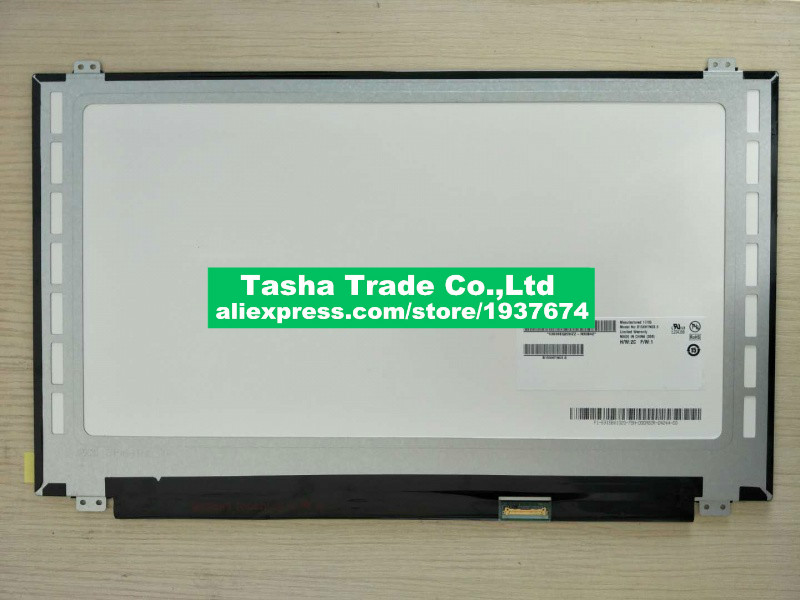 B156HTN03 B156HTN03.8 Full HD FHD 1920*1080 Slim LED LCD Display Screen