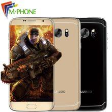 Оригинальный bluboo края мобильного телефона 5.5 дюймов 4 г Android 6.0 MT6737 Quad Core 2 ГБ Оперативная память 16 ГБ Встроенная память Смартфон 13.0MP + 8.0MP двойной Камера