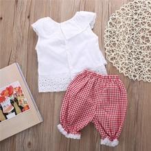 Kids Baby Shirt + Short Pants 2pcs Clothing
