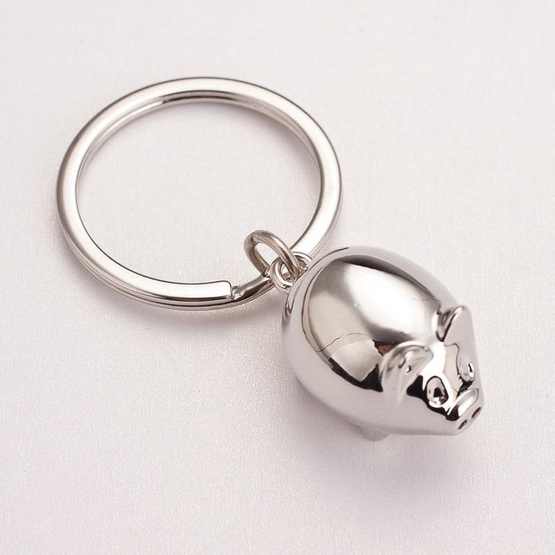 Sleutelhanger en forme de clé à molette Keyring Porte-clés