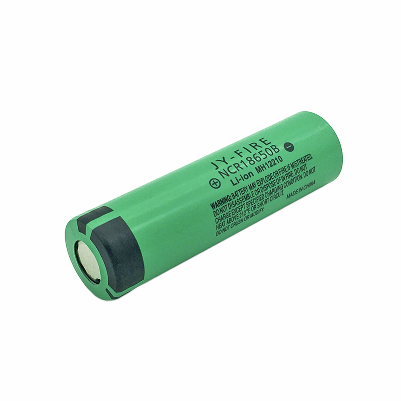 1/2/4/8//10/12PCS  TBUOTZO New Original 18650 3400mAh NCR18650B Rechargeable Battery 3.7 V For Panasonic Laptop Batteries