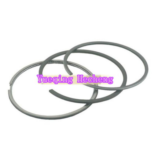 New Piston Ring Set MM433713 For L3E Engine Free Shipping piston