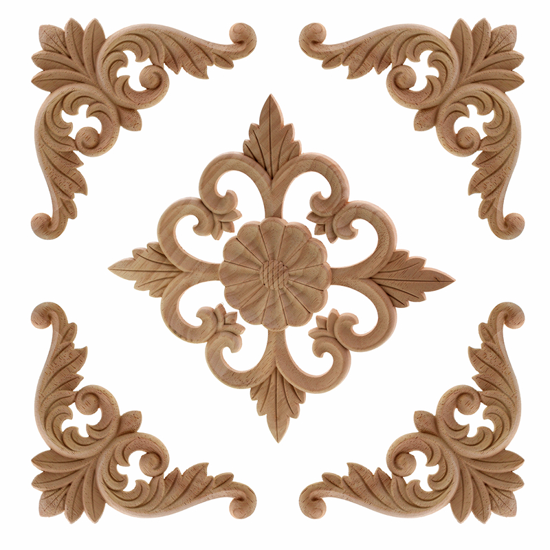 VZLX Creative Wall Art Love And Family Vintage Home Decor Decoration Accessories Mural Applique Wooden Madera Legno Wood Diy