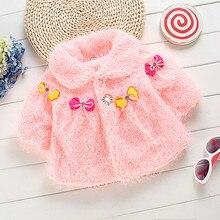 autumn winter cape garments, child garments new child toddler child winter coats for toddler women Three 6 12 18 months