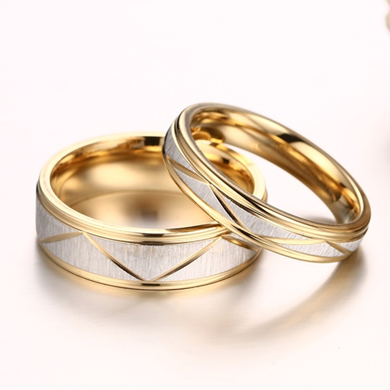 couples name ring en set band rings persian arabic matching couple