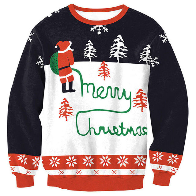 D Mens ugly christmas sweater 5c64c1130be2d