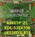 Placa lógica CPWBX RUNTK 4353TP KDL-52EX700 ZC