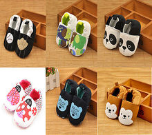 Pudcoco First Walker Baby Shoes Toddler Newborn Infant Boys Girls Soft Sole Cotton Crib Shoes Anti-Slip Prewalker 0-12M