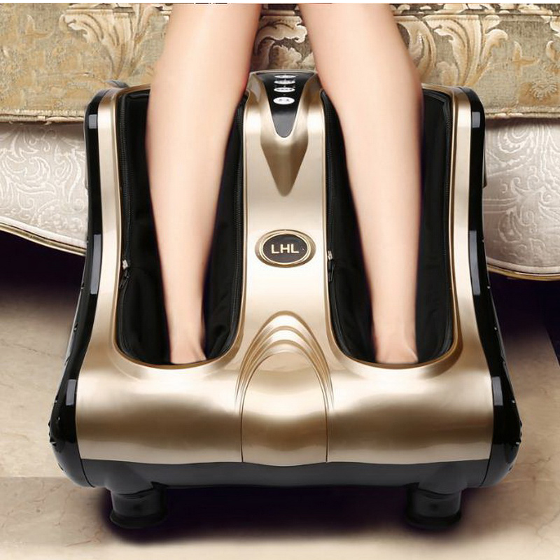 B18/Anti-stress foot Health massage equipment Gua Sha Shiatsu With heating & VibratingElectric muscle release device stress personality factors and mental health among police personnel