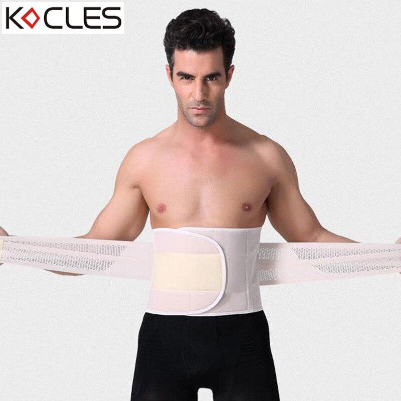 Waist Belt for Men Male New Abdomen Fat Burning Girdle Belly Hot Body Sculpting Shaper corset Cummerbund Tummy Slimming Belt