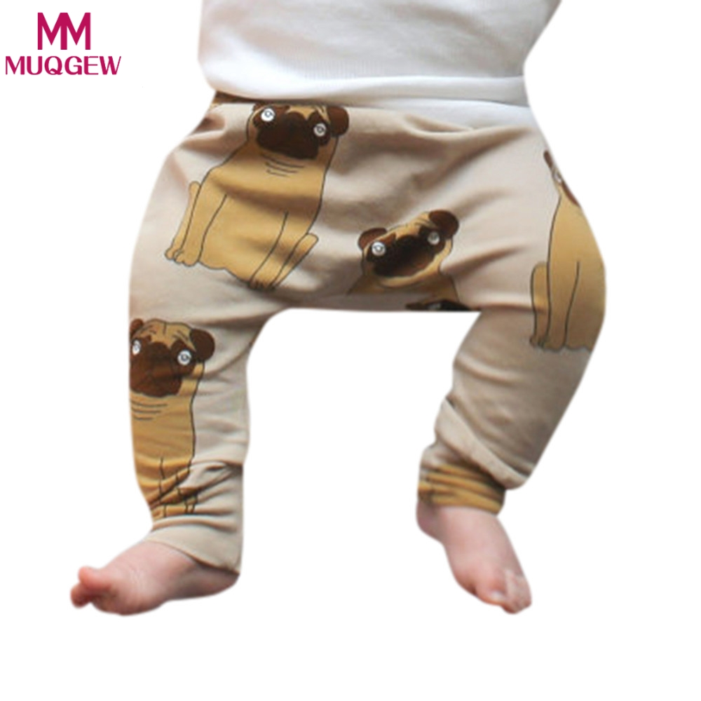 MUQGEW Kids Toddler Harem Trousers Bottom Leggings