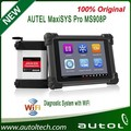 2016 Original Quality AUTEL MaxiSYS Pro MS908P AUTEL MaxiDas Maxisys Pro More Powerful Than DS708 With Diagnostic System ms908p