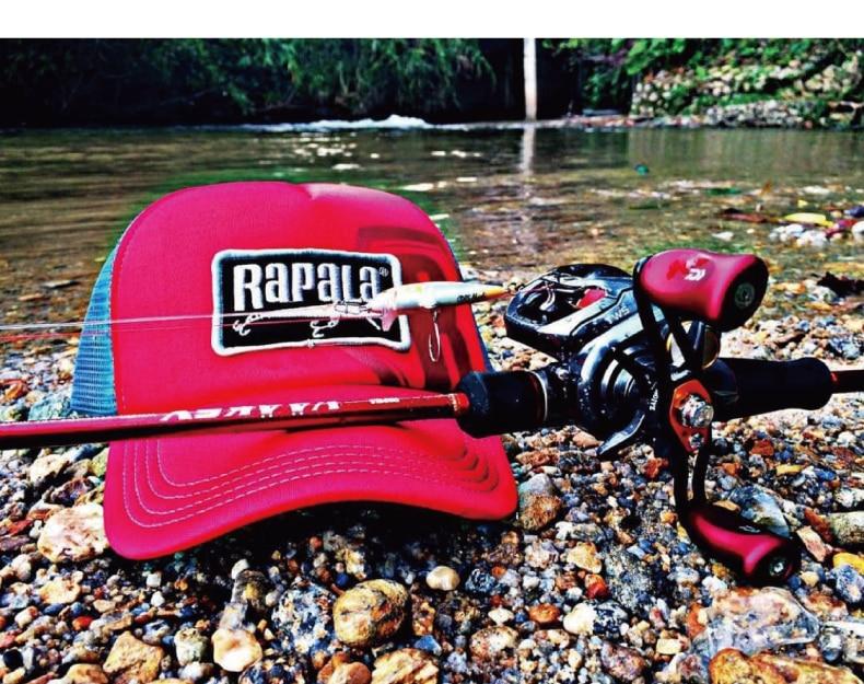 rapala fishing cap