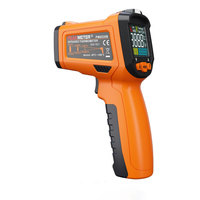 PM6530A PM6530B PM6530D LCD Display Handheld Infrared Thermometer Temperature Meter