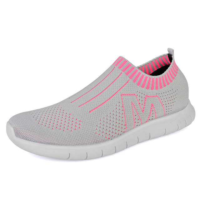 Unisex Breathable Mesh Running Sport Shoes
