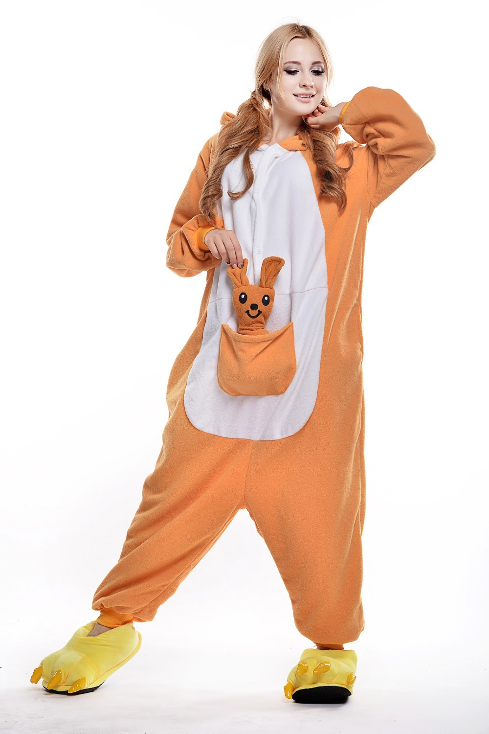 Adult footed pajamas channel days of yesteryear. A great gift for a childhood friend, a grown sibling or even for a parent, footed pajamas are no longer just for kids. Sleep tight tonight, in a pair of adult footed pajamas, by shopping the selection of PJs at Macy's, today.