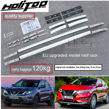 Roof-Bar QASHQAI Nissan for New Two-choices-quality/Supplier/Carry-luggage/120kg Screw-Fixing