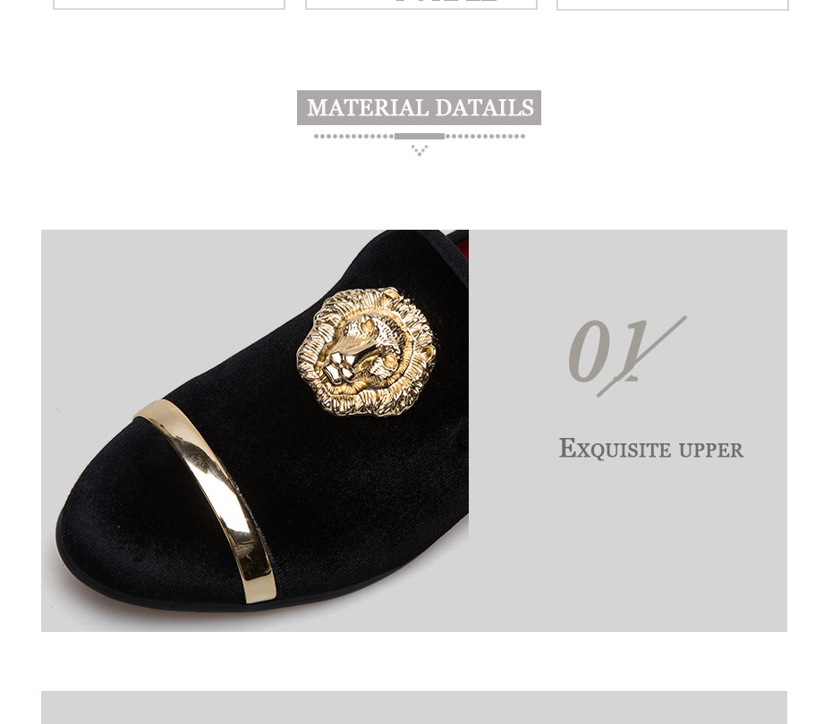 HTB18oDCXRUSMeJjy1zjq6A0dXXaJ - New Fashion Gold Top and Metal Toe Men Velvet Dress shoes italian mens dress shoes Handmade Loafers