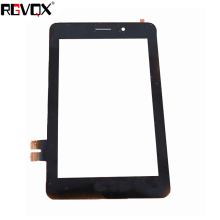цена на RLGVQDX New For Asus Fonepad 7 ME371 ME371MG K004 Black 7 Touch Screen Digitizer Sensor Glass Panel Tablet PC Replacement Parts