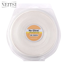 Neitsi 1Pcs 0.75inch 36YDS NO-SHINE BONDING Hair System US Walker Tape Roll Double Side Adhesive Skin Weft Extensions