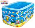 BBYC001 Baby swimming pool bath special cold resistant wear thick queen baby bath inflatable pools