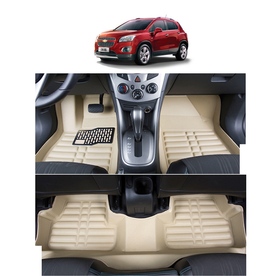 fast shipping leather car floor mat carpet rug for chevrolet trax chevrolet Tracker 2013 2014 2015 2016 2017 2018 free shipping leather car floor mat for chevrolet sail 2nd generation 2010 2011 2012 2013 2014 2015 2016