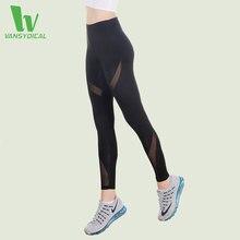 VANSYDICAL Leggings For Women Yoga Compression Pants Women Sports Tights Woman Sportswear Leggings Sports Fitness Wear