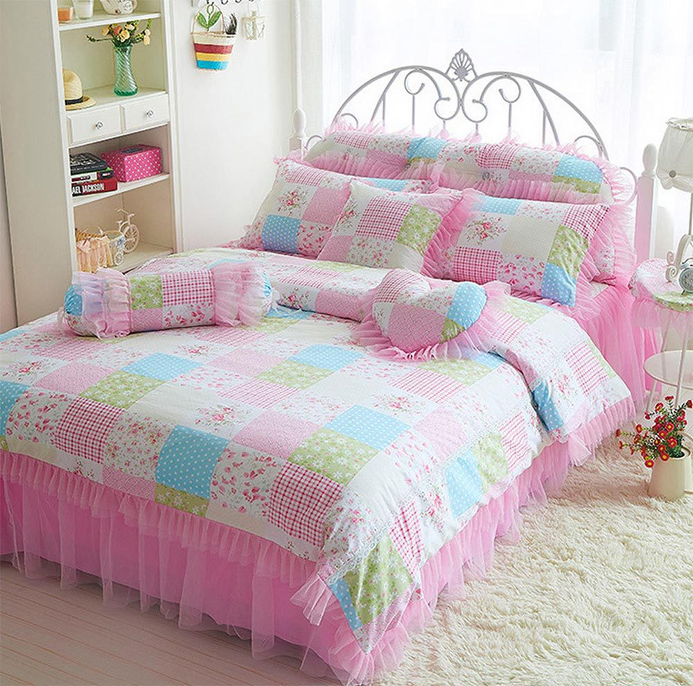 Online get cheap girly bedding sets alibaba group - Bedspreads for teenagers ...