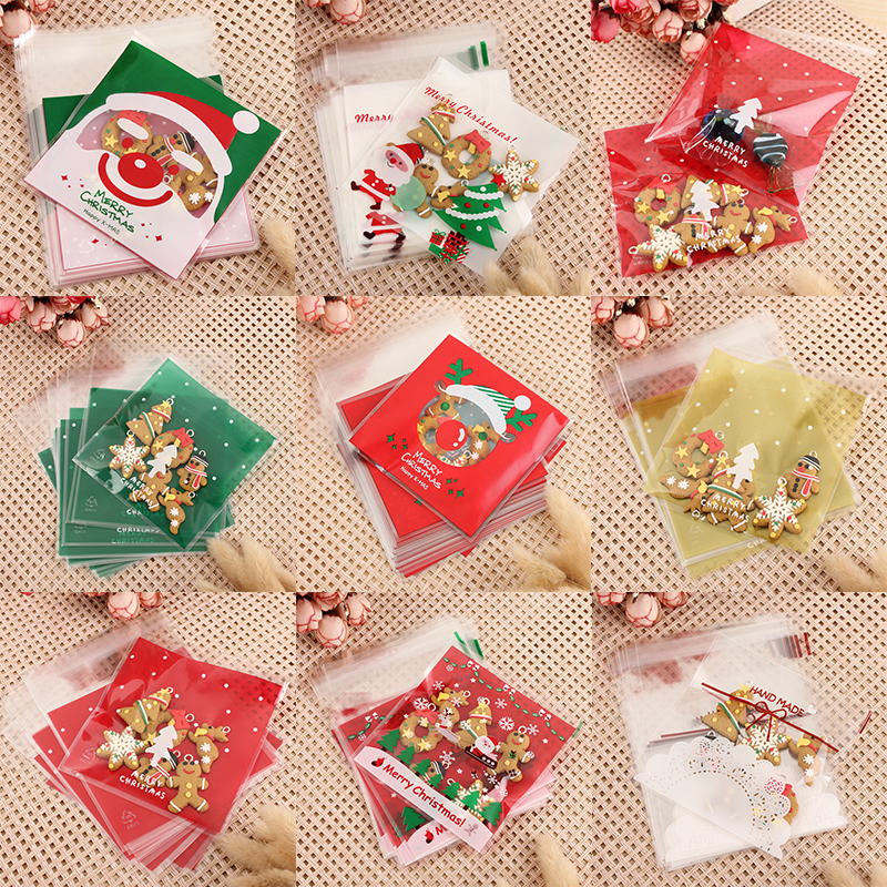 Diy Christmas Treat Bags Download