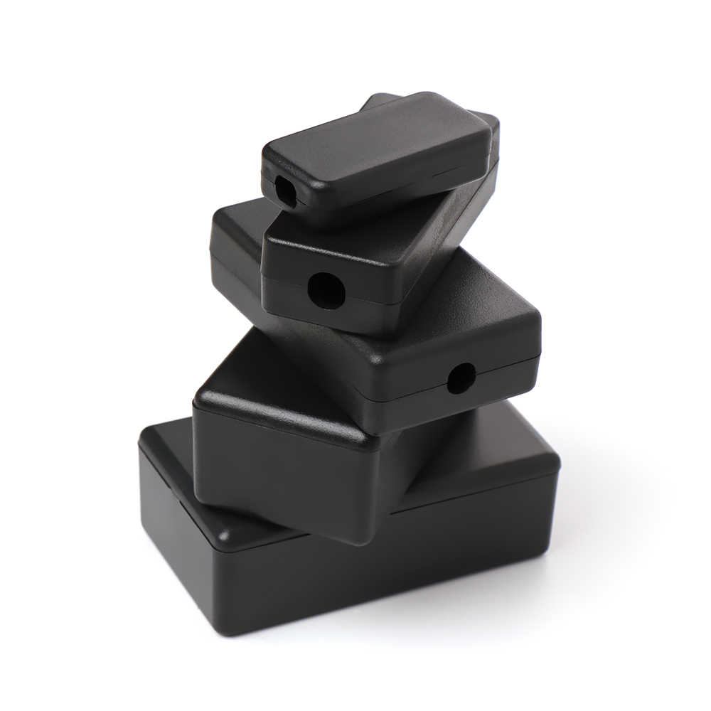 1PC DIY Plastik Penutup Tahan Air Kasus Proyek Alat Elektronik Proyek Elektronik Kotak Kandang Kotak 5 Ukuran