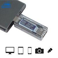 KWS-V21 qc2.0 usb atual tensão tester carregador detector multímetro medidor de capacidade energia