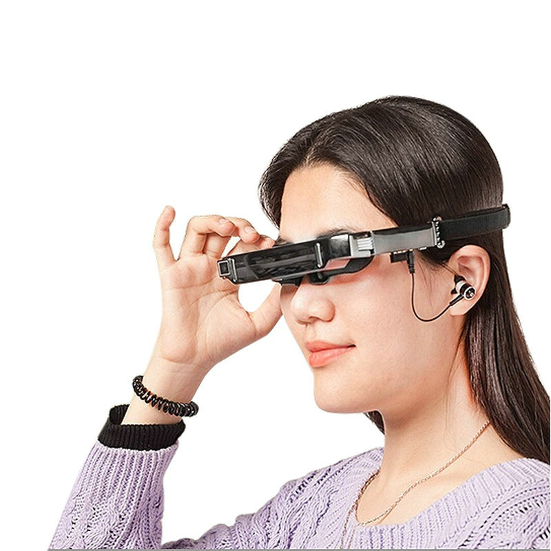00d56a8b9c3a AR Augmented Reality Glasses Virtual Reality 3D VR Glasses HD Large Screen  Smart Multimedia-in AR(Augmented Reality) Glasses from Consumer Electronics  on ...