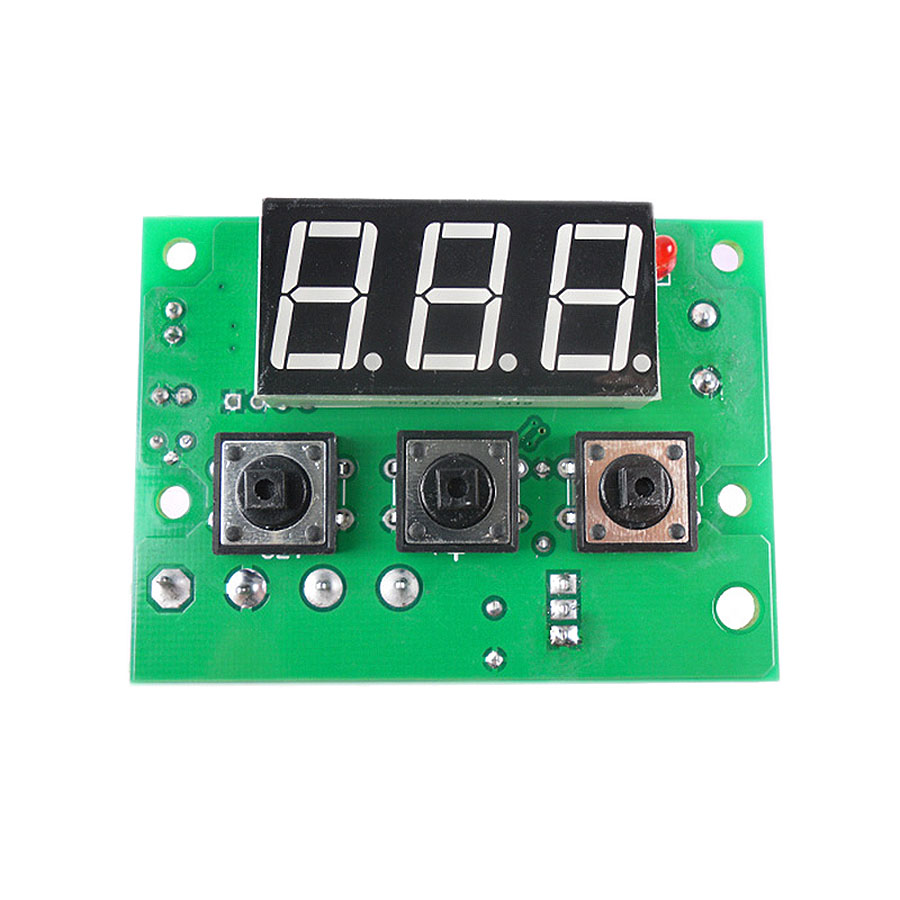 High Precision PID Controlled Temperature Controller PWM ThermostatHigh Precision PID Controlled Temperature Controller PWM Thermostat