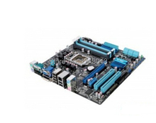Free shipping 100% original motherboard for Asus P7Q57-M DO DDR3 LGA 1156 16GB Q57 for i5 i7 CPU Desktop motherborad