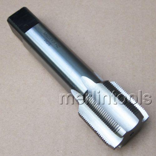 M40 x 1.0 1.25 1.5 2.0 3.0 4.0 Metric HSS Right hand thread Tap m34 m54 metric hss right hand thread tap select size