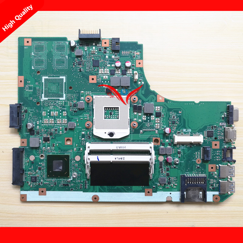 K55VD REV 3.0 / REV3.1 Laptop Motherboard Fit For ASUS K55A Notebook PC System board, 100% working with 6 months warranty