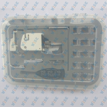 KP-7 Low Shank Walking Foot,Free Motion Darning Foot For Janome,Babylock,Riccar Made in Taiwan