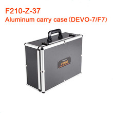 Walkera F210 F210 3D Quadcopter Aluminum Box Carry Bag Protective Case F210 Z 37 fit for